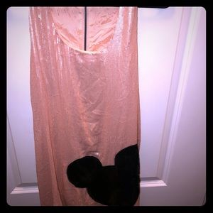 Mickey Sequined Cami tunic